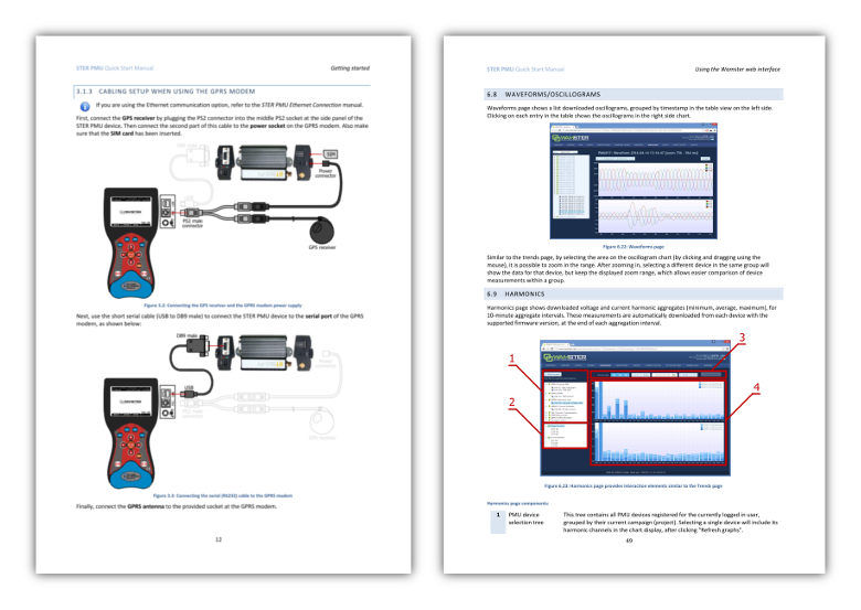 Technical documentation: Whitepapers, Datasheets and Catalogs